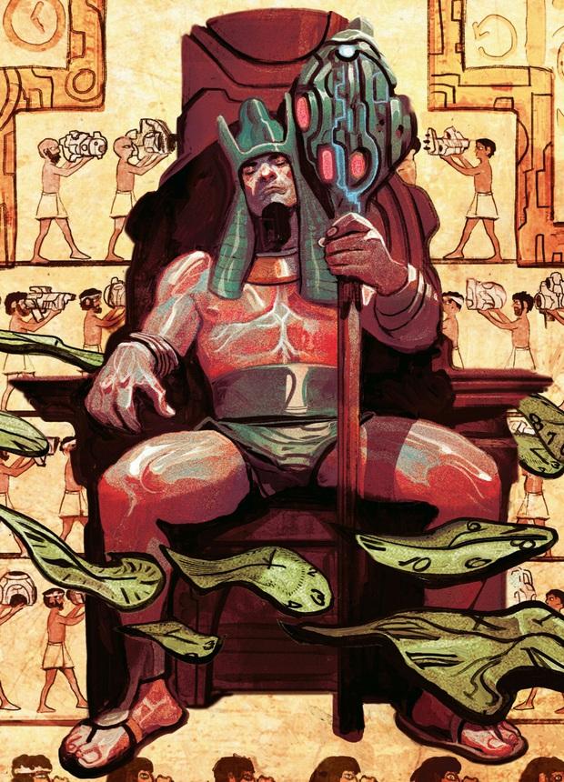 Bóc liền tù tì phản diện Kang the Conqueror của Ant-Man 3: Mạnh ngang Thanos nhưng mê xuyên không hơn cả Triệu Lộ Tư? - Ảnh 2.