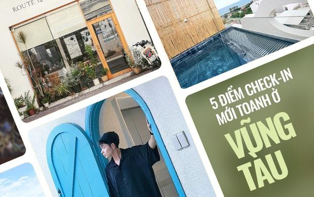 5 điểm check-in mới toanh ở Vũng Tàu cần update: Từ khách sạn phong cách Santorini đến tiệm bánh Châu Âu siêu sang chảnh - Ảnh 2.