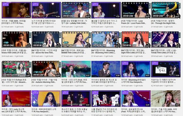 IU diễn liền tù tì 17 ca khúc trong show kỉ niệm 12 năm ca hát phát sóng trên truyền hình, lập tức all-kill trên mọi mặt trận! - Ảnh 4.