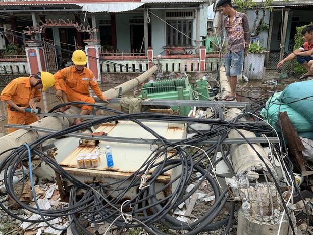 Bão số 5 gây thiệt hại nặng nề, 110 người bị thương, 22.562 ngôi nhà bị hư hỏng  - Ảnh 1.