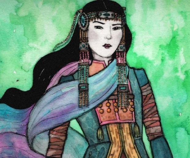 Quên Mulan mặt đơ đi, lịch sử có hẳn một nàng công chúa đấu vật với cả nghìn người để kén chồng, cuối cùng... chẳng thua ai - Ảnh 2.