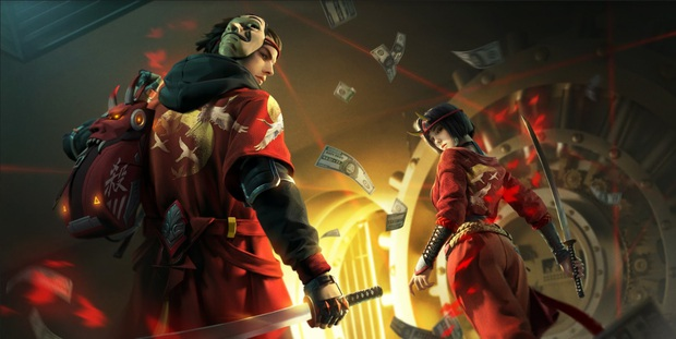 Free Fire bất ngờ công bố hợp tác cùng phim Phi Vụ Triệu Đô, game thủ ngồi không cũng nhận được hàng loạt vật phẩm miễn phí - Ảnh 3.