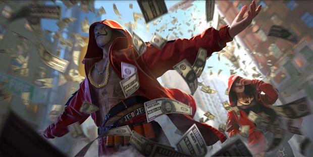Free Fire bất ngờ công bố hợp tác cùng phim Phi Vụ Triệu Đô, game thủ ngồi không cũng nhận được hàng loạt vật phẩm miễn phí - Ảnh 4.