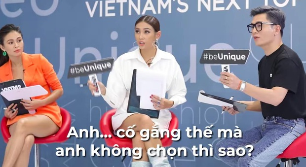 Next Top Model: Gái xinh tên độc Huỳnh Thị Biết Điều cosplay siêu mẫu Vũ Thu Phương - Ảnh 8.