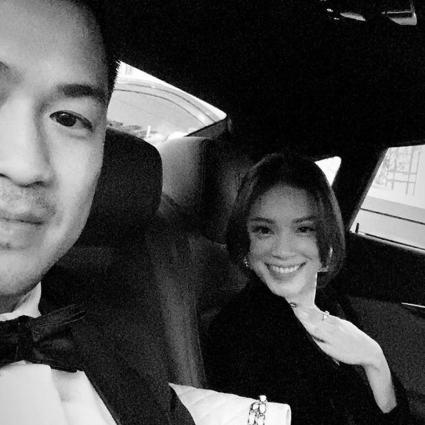 Phillip Nguyễn và Linh Rin lên đồ đi hẹn hò, view lãng mạn thế này cứ khiến dân tình nghĩ đến chuyện cầu hôn - Ảnh 2.