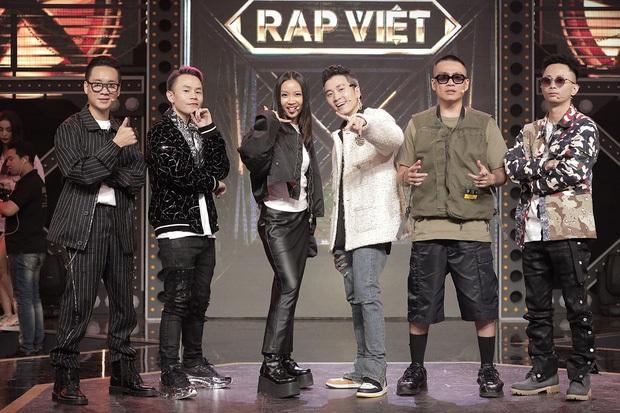 Thời tới cản không kịp, Binz cùng dàn sao Rap Việt thâu tóm top 10 những người ảnh hưởng nhất mạng xã hội tháng 8/2020! - Ảnh 1.