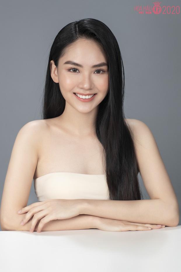 Xuất hiện nữ thần mặt mộc của Hoa Hậu Việt Nam, từng là Hoa khôi ĐH Đồng Nai nên không phải dạng vừa - Ảnh 2.