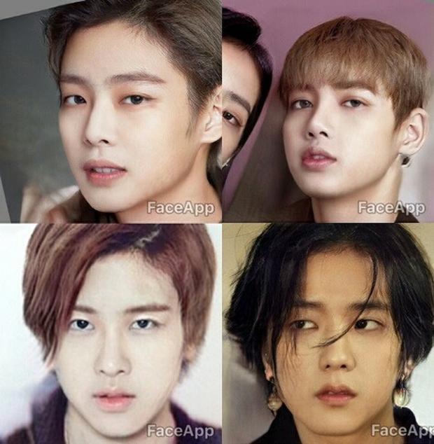 Muốn xỉu visual các nữ idol khi chuyển giới: BLACKPINK -  Red Velvet cực phẩm, em thất lạc của Sơn Tùng chưa sốc bằng TWICE - Ảnh 3.