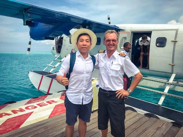 """YouTuber bị gắn mác """"giàu ngầm"""" của Việt Nam: Từng đến 30 quốc gia, mỗi năm đổ hết tiền bạc đi hơn trăm chuyến bay xa xỉ để review - Ảnh 14."""