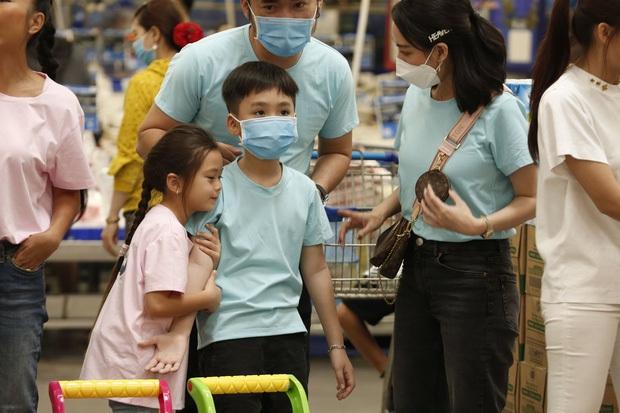 Hội mẹ bỉm sữa Vbiz hội ngộ, ai dè bị khoảnh khắc cưng xỉu của 2 nhóc tỳ nhà Thu Trang - Đoan Trang giật spotlight - Ảnh 5.
