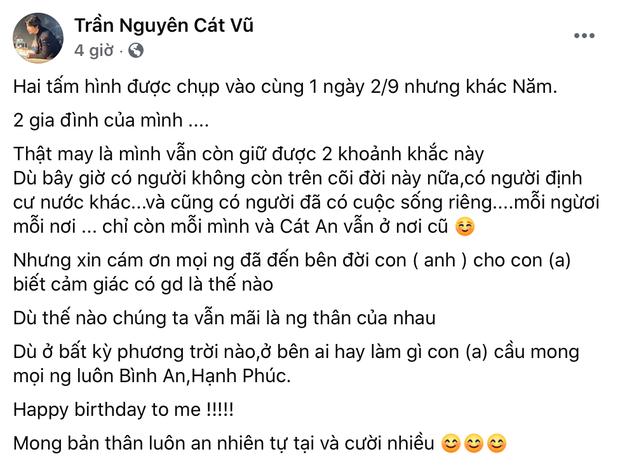"""Tim công khai đăng ảnh hôn Trương Quỳnh Anh, gây xôn xao khi khẳng định: """"Dù thế nào chúng ta mãi là người thân"""" - Ảnh 2."""