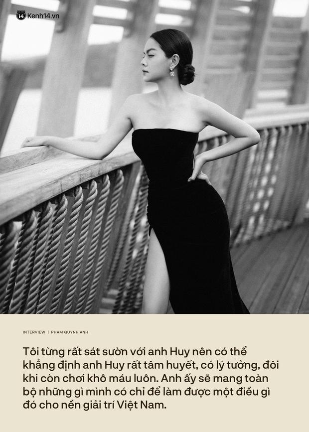 Phạm Quỳnh Anh: Đừng nhầm lẫn cống hiến bằng tiền thì mới là tận tâm với nghề, còn ít tiền là lỗi thời - Ảnh 20.