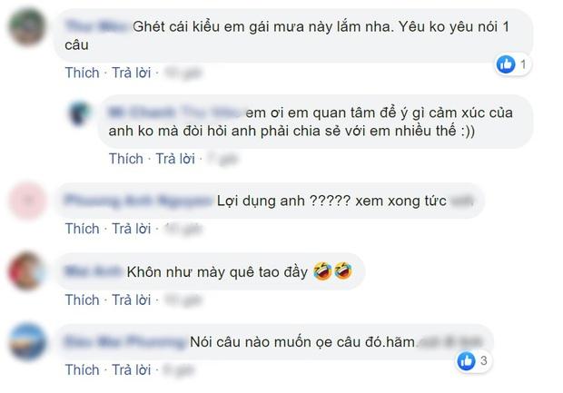Netizen sôi máu xem màn kết nạp anh trai mưa của Diễm My 9x ở Tình Yêu Và Tham Vọng - Ảnh 6.