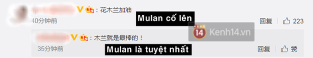 """Mulan chính thức tiến đánh rạp Trung với poster cũ mèm như """"năm 1900 hồi đó"""" - Ảnh 2."""