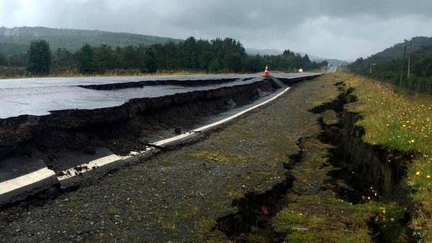 Động đất mạnh 6,8 độ tấn công bờ biển phía Bắc Chile - Ảnh 1.
