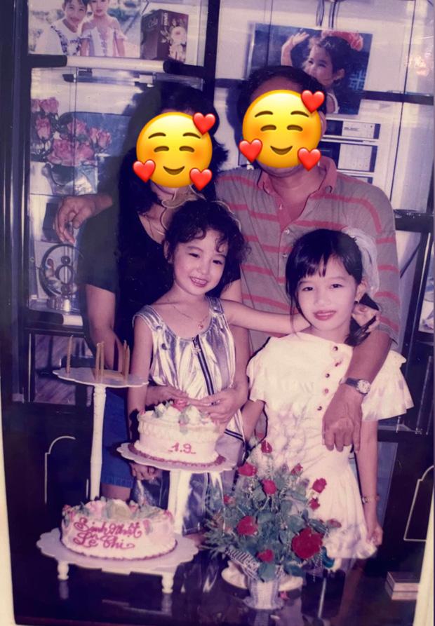MC Diệp Chi chia sẻ xúc động ngày sinh nhật em gái: Mẹ đã cẩn thận dặn chị mua món quà em thích nhất - Ảnh 1.