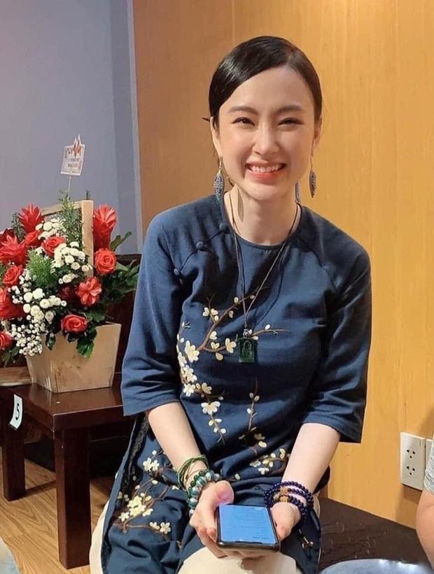 Khó nhận ra Angela Phương Trinh trong loạt ảnh mới: Nhan sắc lên hương, sống mũi năm xưa thay đổi rõ rệt - Ảnh 7.