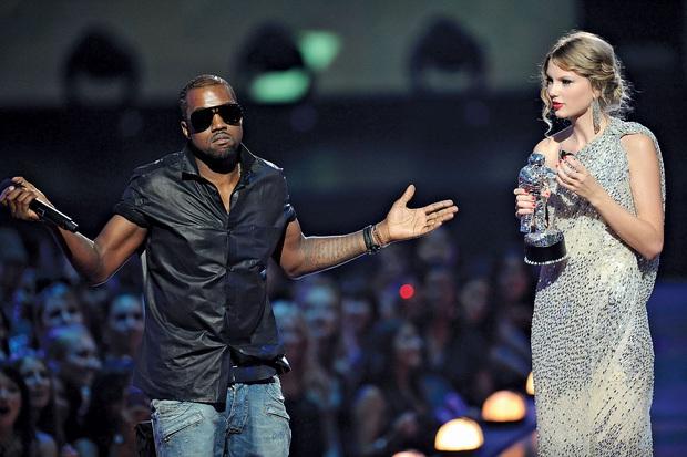 Kanye West khiến dân tình phẫn nộ khi lên tiếng kém duyên về chuyện giật micro của Taylor Swift 11 năm trước - Ảnh 2.