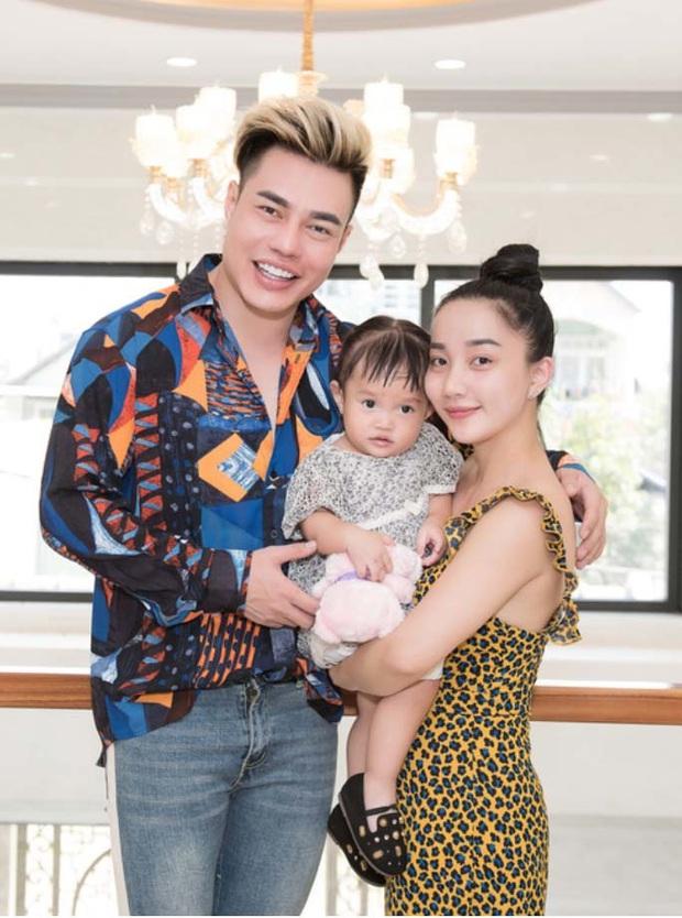 Lê Dương Bảo Lâm hạnh phúc thông báo bà xã đã hạ sinh con gái thứ 2, hé lộ luôn diện mạo của bé - Ảnh 4.