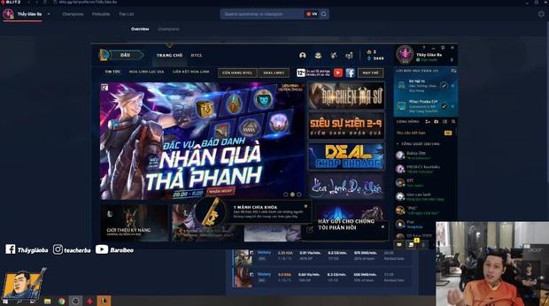 Đại diện Việt Nam không thể tham gia Chung kết Thế giới LMHT 2020, Thầy giáo Ba bức xúc chê trách Riot Games ngay trên sóng  - Ảnh 1.