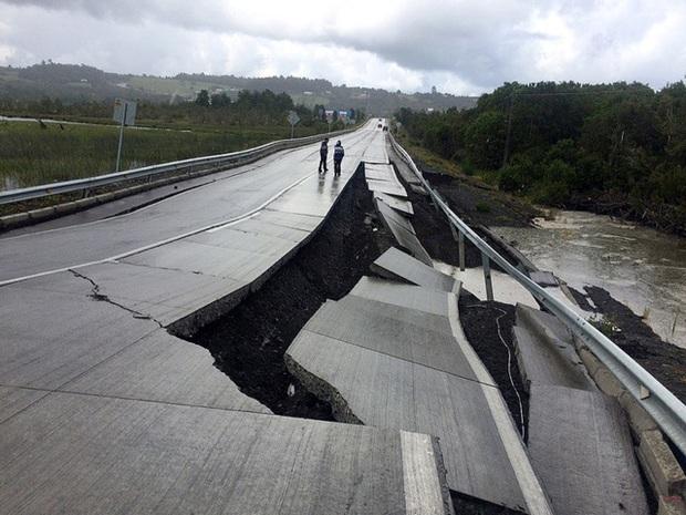 Động đất mạnh 6,8 độ tấn công bờ biển phía Bắc Chile - Ảnh 2.
