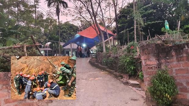 Gia cảnh cùng cực, khó khăn của các nạn nhân vụ sập công trình ở Phú Thọ  - Ảnh 1.