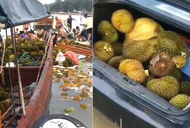 Trung Quốc: Hơn 500 người ngộ độc sau khi ăn sầu riêng ngâm nước biển - Ảnh 1.