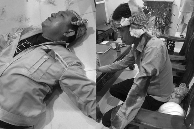 Bắt tạm giam 2 đối tượng đánh nhân viên Trạm BOT Ninh Xuân nhập viện - Ảnh 1.