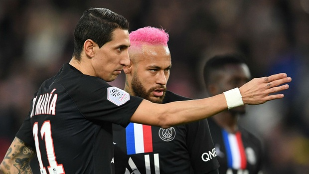 Cầu thủ đắt giá nhất thế giới Neymar mắc Covid-19 - Ảnh 1.