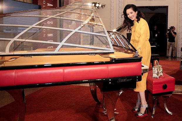 Cuộc sống siêu giàu của hoa hậu Giáng My, người giữ vương miện suốt 28 năm - Ảnh 10.