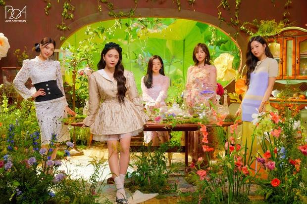 Muốn xỉu visual các nữ idol khi chuyển giới: BLACKPINK -  Red Velvet cực phẩm, em thất lạc của Sơn Tùng chưa sốc bằng TWICE - Ảnh 4.