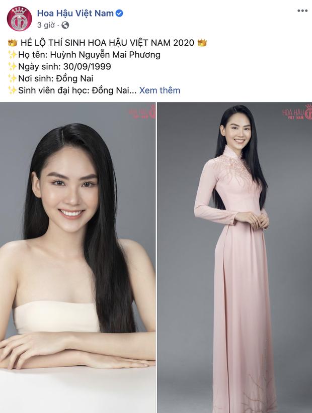 Xuất hiện nữ thần mặt mộc của Hoa Hậu Việt Nam, từng là Hoa khôi ĐH Đồng Nai nên không phải dạng vừa - Ảnh 1.