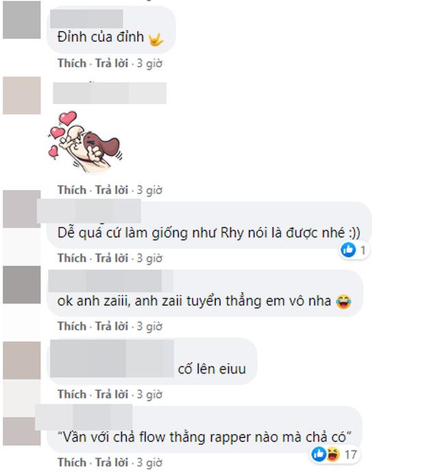 Rhymastic tiết lộ cách chiến thắng tại Rap Việt nghe dễ phết, fan đọc xong toát mồ hôi hột! - Ảnh 4.