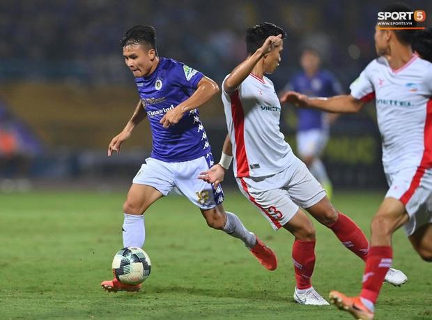 Quang Hải ăn mừng đầy cảm xúc khi ghi bàn giúp Hà Nội FC vô địch Cúp Quốc gia 2020 - Ảnh 6.