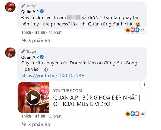 Quân A.P nổi hứng cover bài rap của GDucky và muốn thi Rap Việt, netizen nghe xong lập tức xin idol quay xe gấp: Từ bỏ ngay đi anh ơi! - Ảnh 4.