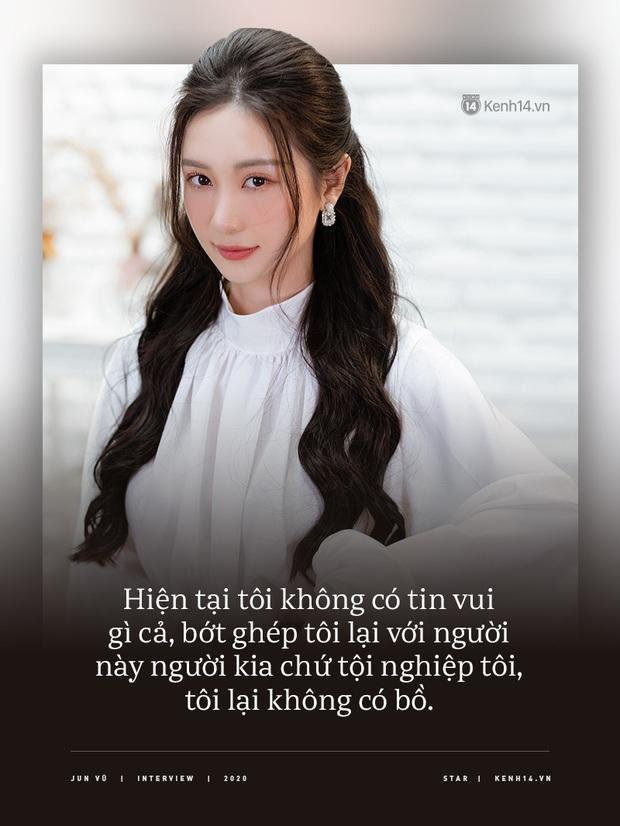 Gặp Jun Vũ tâm sự về tin đồn với Linh Ka, sự nghiệp và tình cảm: Bớt ghép tôi lại với người này người kia chứ tội nghiệp tôi - Ảnh 6.