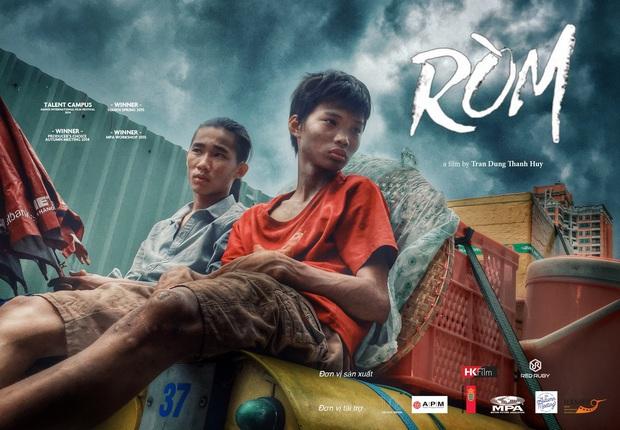 Ròm - Phim điện ảnh Việt đặc biệt nhất năm ra rạp thứ Sáu này! - Ảnh 11.