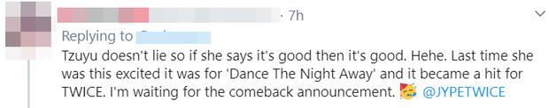 Tzuyu thả thính bài mới của TWICE sẽ hay hơn MORE & MORE, BLACKPINK ra album vào tháng 10 cứ cẩn thận đấy! - Ảnh 5.