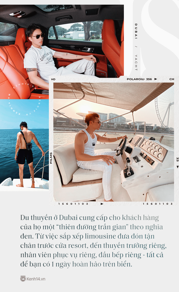 CEO điển trai chia sẻ về sở thích đi du thuyền: Chi phí không dưới 100 triệu/ lần, nhưng nếu đã muốn trải nghiệm thì đừng tính toán quá nhiều vì dễ mất vui! - Ảnh 8.