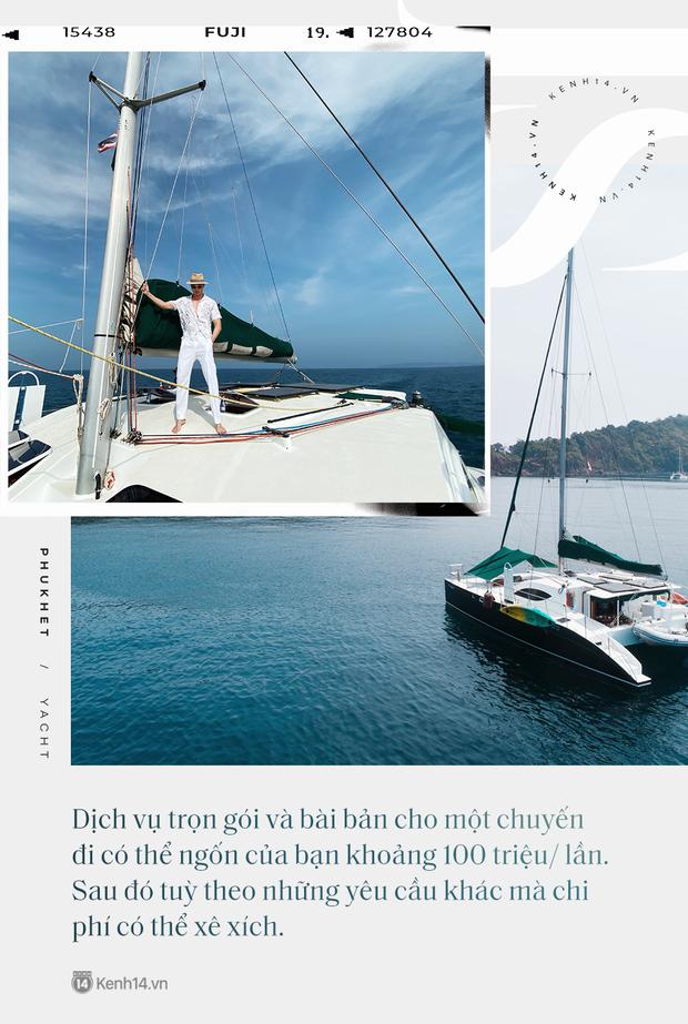 CEO điển trai chia sẻ về sở thích đi du thuyền: Chi phí không dưới 100 triệu/ lần, nhưng nếu đã muốn trải nghiệm thì đừng tính toán quá nhiều vì dễ mất vui! - Ảnh 11.