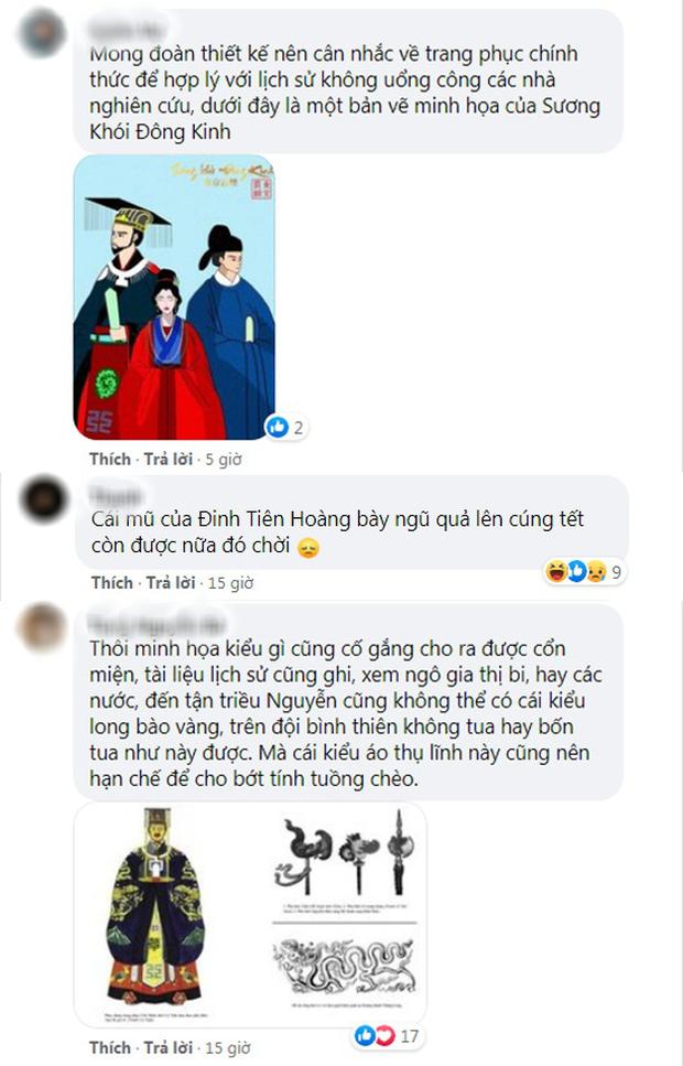Bão tranh cãi về Quỳnh Hoa Nhất Dạ sau một bức ảnh minh hoạ: Người soi từ dùng sai, kẻ bảo lỗi trang phục - Ảnh 6.