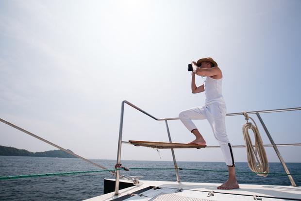 CEO điển trai chia sẻ về sở thích đi du thuyền: Chi phí không dưới 100 triệu/ lần, nhưng nếu đã muốn trải nghiệm thì đừng tính toán quá nhiều vì dễ mất vui! - Ảnh 10.