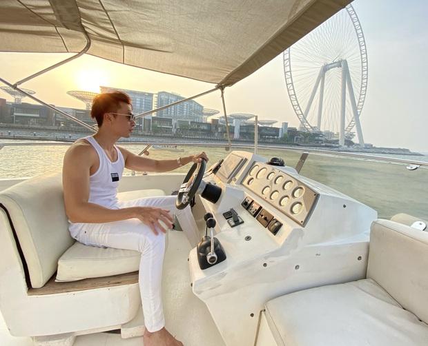 CEO điển trai chia sẻ về sở thích đi du thuyền: Chi phí không dưới 100 triệu/ lần, nhưng nếu đã muốn trải nghiệm thì đừng tính toán quá nhiều vì dễ mất vui! - Ảnh 5.