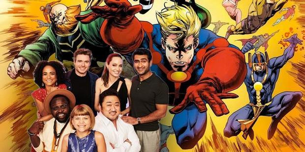 Tương lai Marvel sắp tới: Vũ trụ siêu anh hùng đa sắc tộc, X-Men xuất hiện cạnh Avengers? - Ảnh 4.
