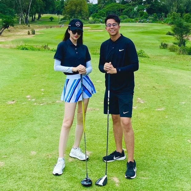 Matt Liu chễm chệ giật vị trí nam thần sân golf, tìm được người xứng đáng hơn anh xem chừng khó - Ảnh 1.