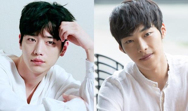 7 cặp diễn viên Hàn giống nhau đến fan cũng ngỡ ngàng: Park Bo Gum, Nam Joo Hyuk đều có anh em thất lạc? - Ảnh 12.