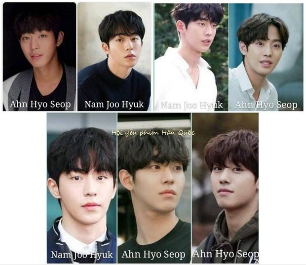 7 cặp diễn viên Hàn giống nhau đến fan cũng ngỡ ngàng: Park Bo Gum, Nam Joo Hyuk đều có anh em thất lạc? - Ảnh 18.