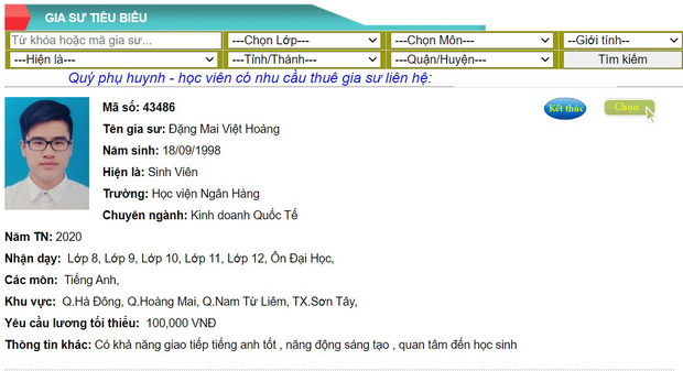 Được truy lùng sau tập 8 Rap Việt, cơn địa chấn G.Ducky lộ profile sáng gia sư, tối về làm rapper! - Ảnh 1.