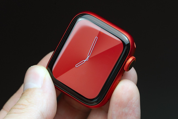 Mở hộp Apple Watch Series 6 màu đỏ và những ấn tượng ban đầu - Ảnh 5.