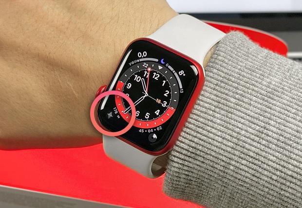 Mở hộp Apple Watch Series 6 màu đỏ và những ấn tượng ban đầu - Ảnh 6.